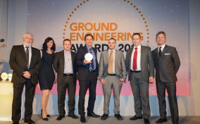 Ground Engineering Awards 2014