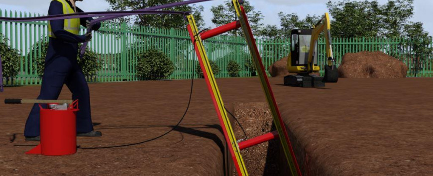 UTX Shoring Solution Utilising MGF GRiPSHORE – Watch Our Latest Digital Animation