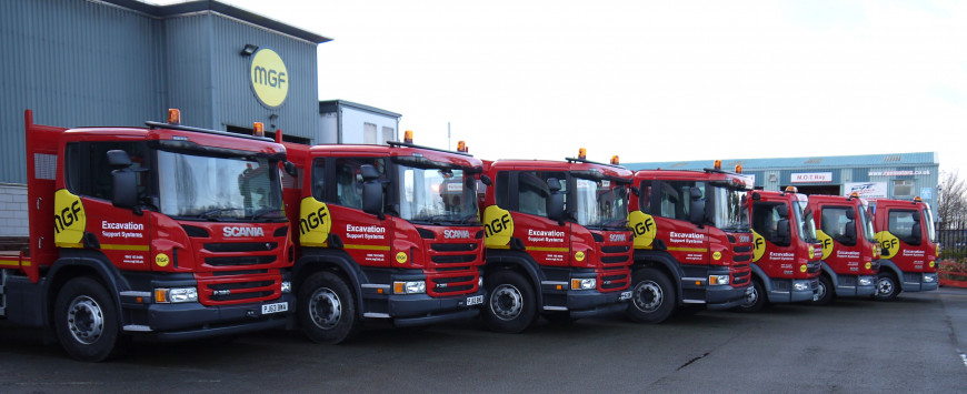 MGF Expands UK Haulage Fleet