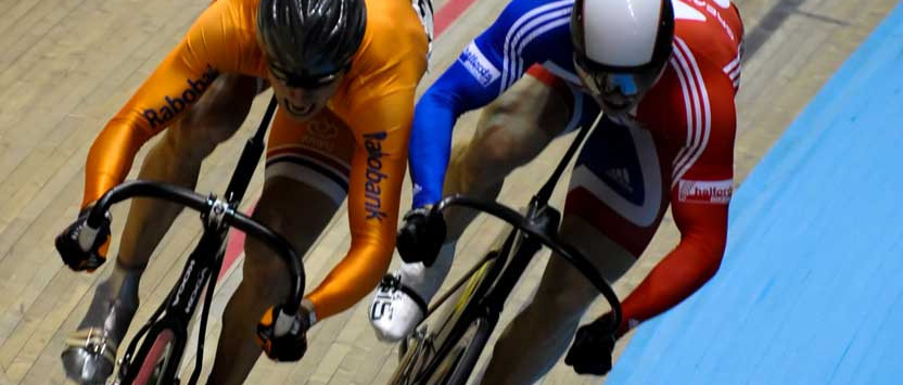 An Evening at the Manchester Velodrome