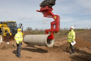 MGF Pipe Lifter