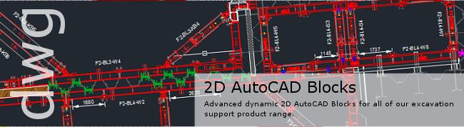 2D AutoCAD small 3D CAD Centre