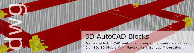 3D AutoCAD small CAD Centre