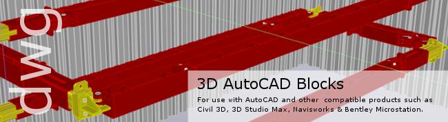 3D AutoCAD small 3D CAD Centre