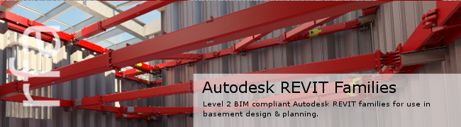 Autodesk REVIT Families downloads | MGF Excavation Safety Solutions