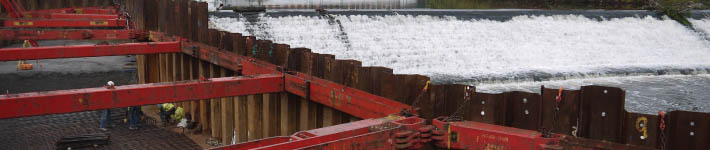 Derby Hydro Case Study   Derby City Council Hydroelectric Scheme
