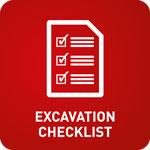Excavation Checklist Red Button web Design Procedures