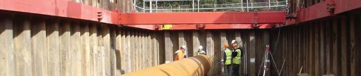 Hexham Case Study   Flood Alleviation Works at Hexham