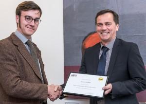 MGF Award 017 N384 300x214 MGFs Engineering Director Presents Scholarship Awards to University Students