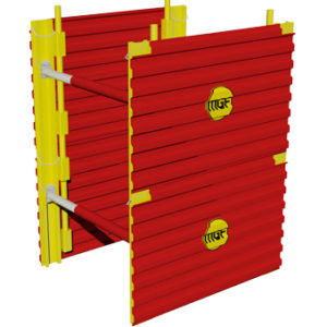 Modular Trench Box 300x300 GRiPSHORE GRP Modular Trench Box
