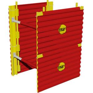Modular Trench Box 300x300 GRiPSHORE GRP Modular Trench Box