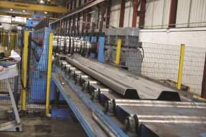 Sheet on machine Pg 28 300x200 Why UK Manufacture Works for MGF