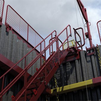 Stairsafe 340 Stairsafe