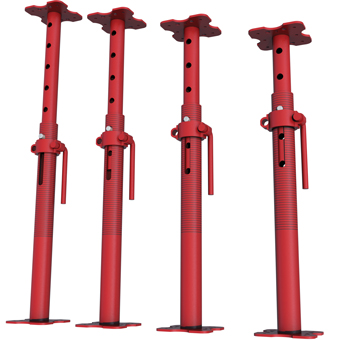 Telescopic Props Mgf Excavation Safety Solutions