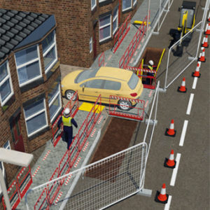 Walksafe and Crossingsafe