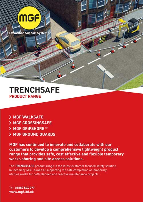 trenchsafe cover Online Brochures
