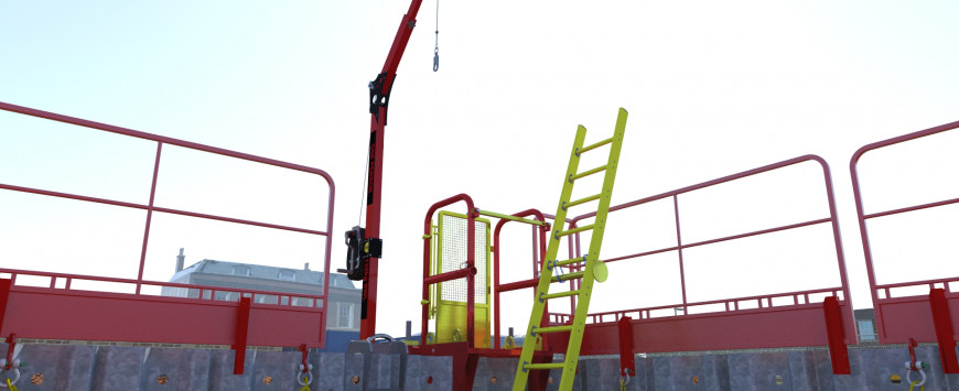 MGF Launch New Mini Laddersafe