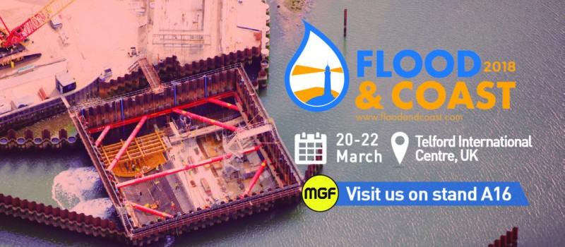 Flood & Coast Expo 2018