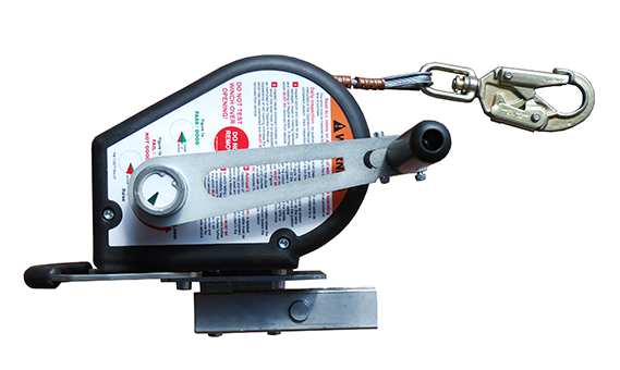 MGF 30m Winch product on a white background