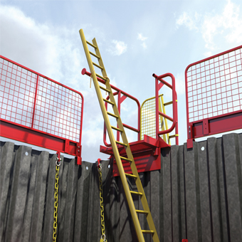 Laddersafe Mgf Excavation Safety Solutions