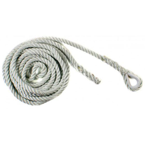 rga10r 16mm hawser laid rope