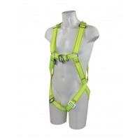 Glow rescue harness