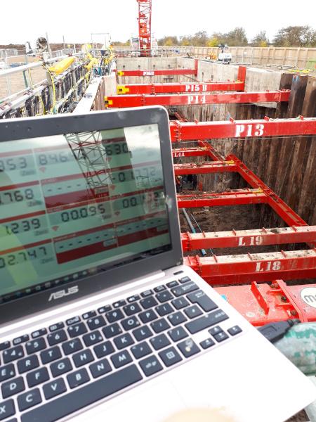 Prop load monitoring