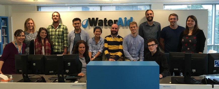 £50,000 raised for WaterAid