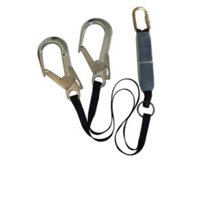 Lanyard with Scaffold Hooks