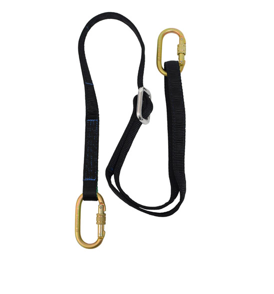 Adjustable Restraint Lanyard product on a white background