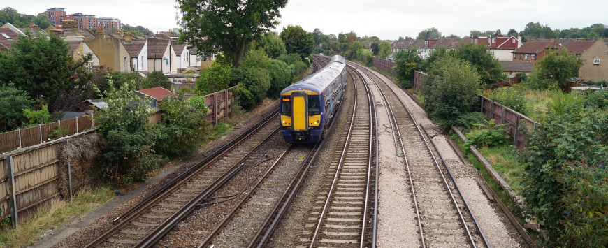 Case Study: Rail Electrification of the Chase Line between Rugeley and Walsall