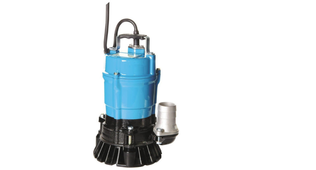 Product image of a Contractors Pump on a white background