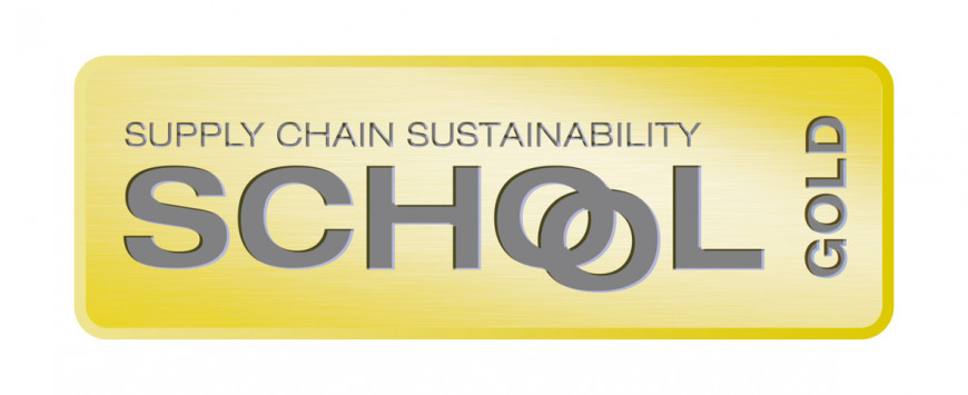 MGF Achieve GOLD with the Supply Chain Sustainability School