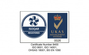 ISOQAR accreditation