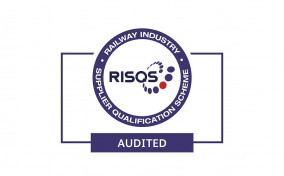 RISQS audit stamp on white background