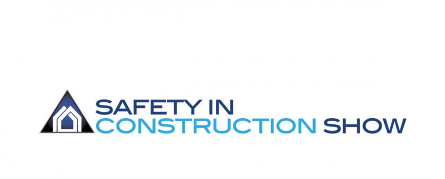 The Safety in Construction Show 2019 logo on white background