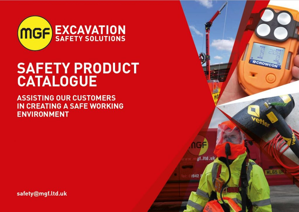 Red MGF Safety Product Catalogue 2019