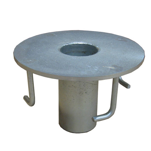 Abtech 30023 Flush Floor Mount for Fresh Concrete 1