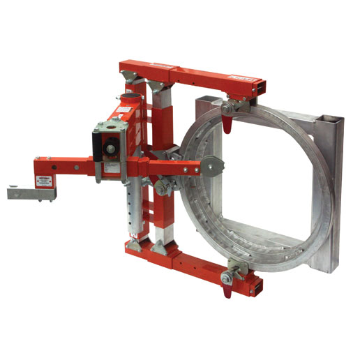 Abtech 30223/235 Horizontal Entry Clamp and Arm 1
