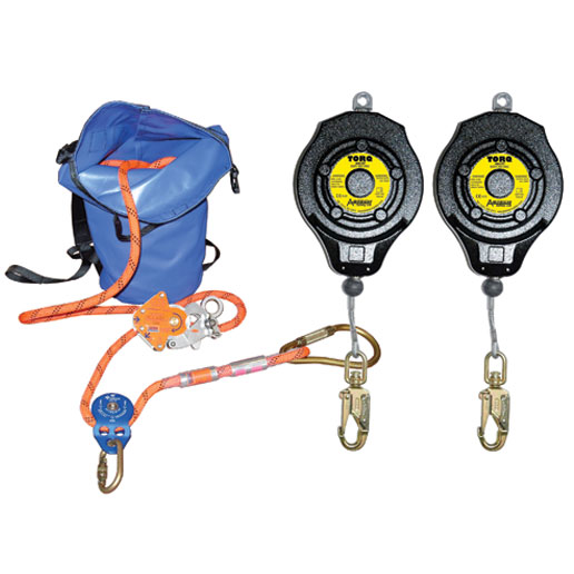 Abtech HONOR-T Horizontal Fall Arrest System 1