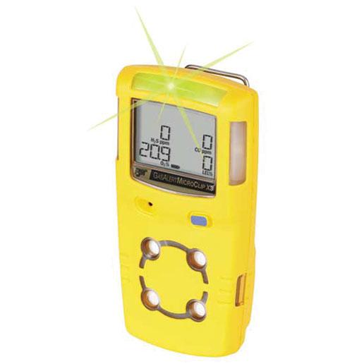 BW Microclip X3 Gas Detector 1