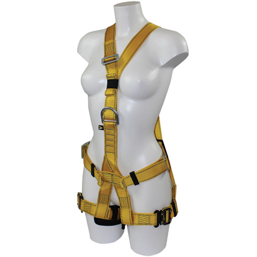 Ridgegear RGH35 Ladies Harness 1