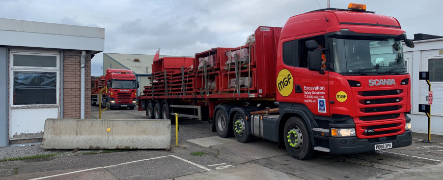 MGF open first depot in Scotland