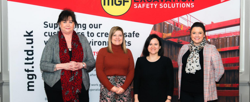 MGF Attend Women in Engineering event