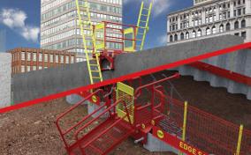 MGF Wall Bridge & Gangway Ramp