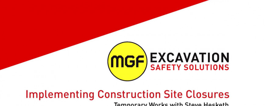 Video for Implementing Construction site Closures