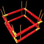 203 UC Brace 3D image
