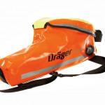 Drager pp10 in orange carry bag
