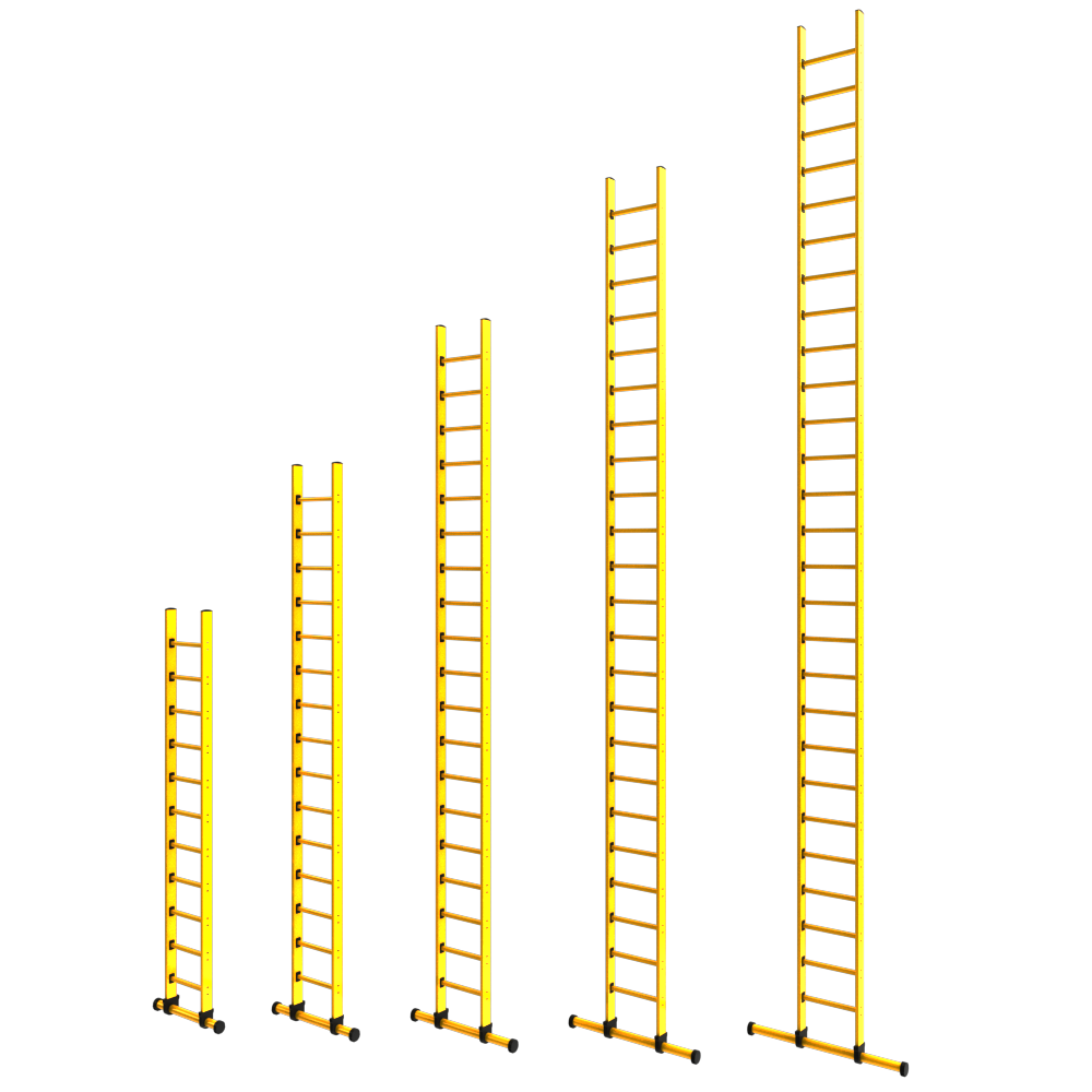 Various GRP Ladders sizes