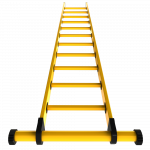 Close up of GRP Ladders animation